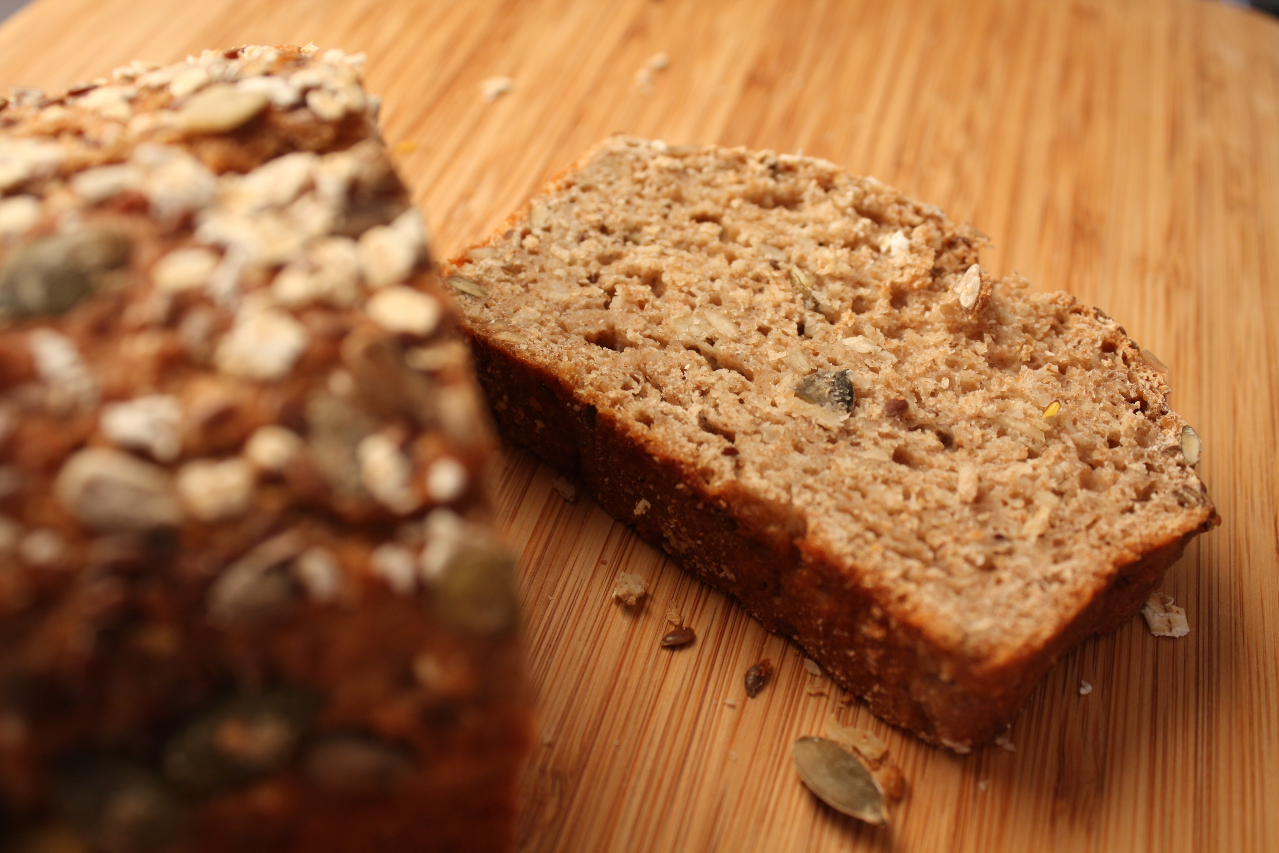The Transplanted Baker: Lazy Man\'s Bread